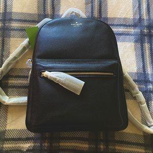 Kate Spade Aveline Leather Backpack